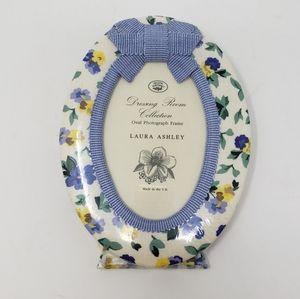 Laura Ashley Floral Fabric Frame